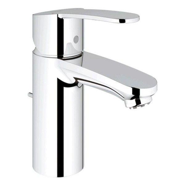 Grohe Eurostyle Cosmopolitan Einhand-Waschtischbatterie NIEDERDRUCK Zugstangen- Ablaufgarnitur chrom 33561002