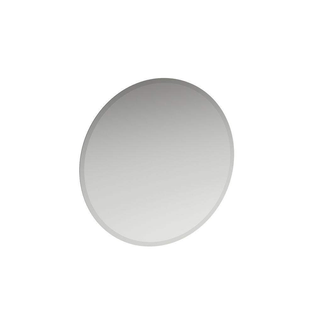 Laufen Spiegel Frame25 23x550x550 rund LED- Ambientelicht glanzeloxiert H4474319001441