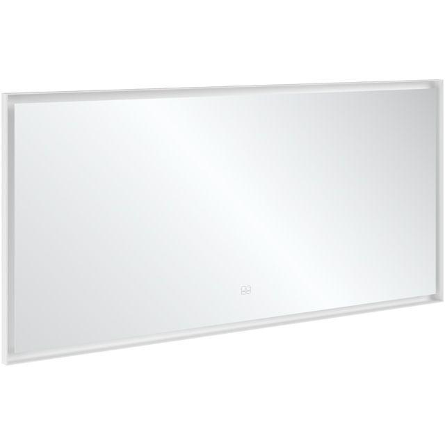 Villeroy & Boch Subway 3.0 Spiegel 160x75x4,75cm mit Beleuchtung White Matt A4631600