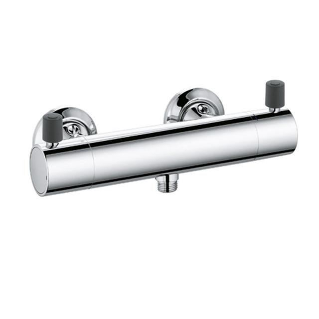 KLUDI MEDI CARE Thermostat Brausearmatur DN 15 Wandmontage 353300538