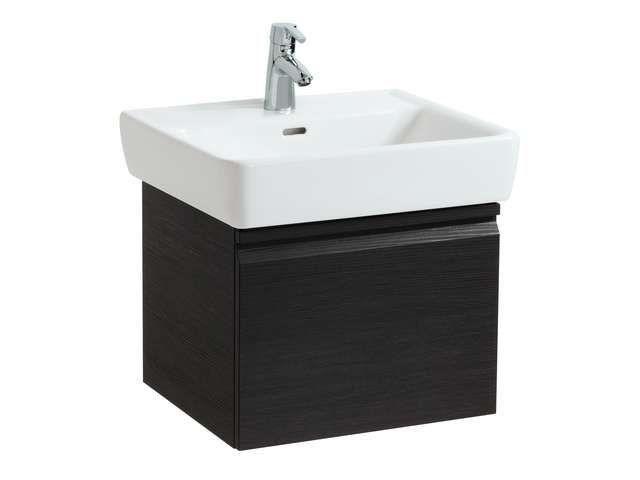 Laufen Pro A Waschtischunterschrank B:47cm T:45cm H:39cm mit 1 Schublade und 1 Innenschublade weiß matt H4830240954631