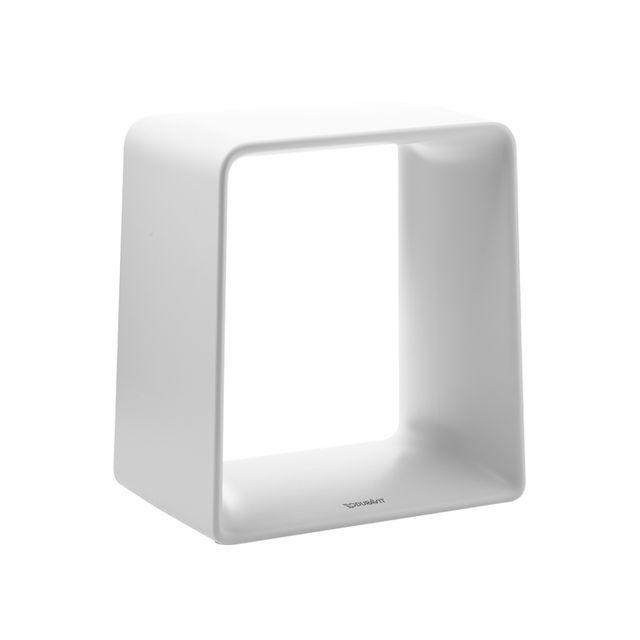 Duravit P3 Comforts Hocker für Dusche und Bad weiß matt 791877000000000