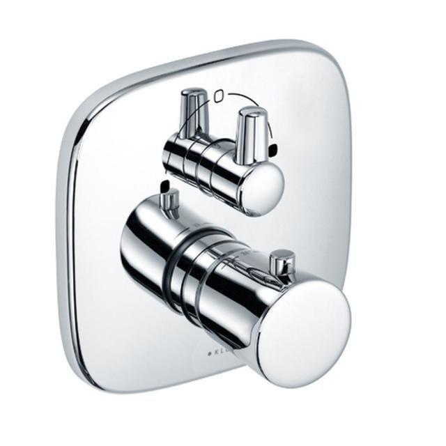 KLUDI AMBA Wannenfüll-und Brause-Thermostatarmatur Unterputz 538300575