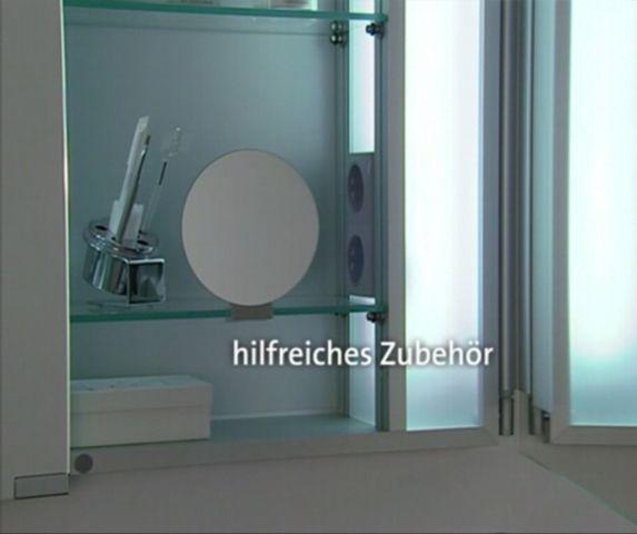 Emco barolo Glasteil Bürstenglas Ersatzglas zu S2215 Kristallglas sat 221500090
