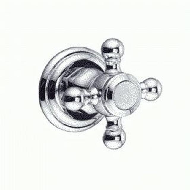 KLUDI ADLON Unterputz 2-Wege-Umstellung Feinbau-Set messing 518454520