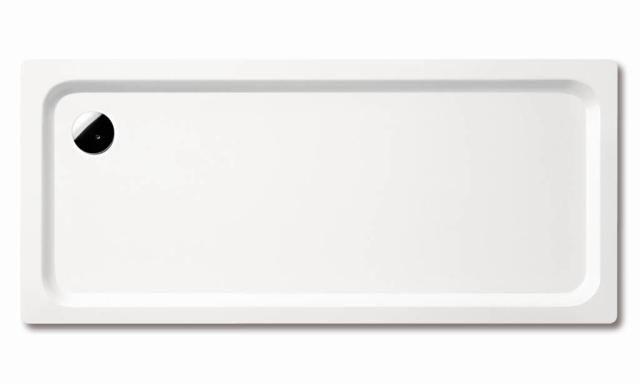 Kaldewei Ambiente DUSCHPLAN XXL 427-1 Duschwanne Rechteck 100x140x6,5cm alpinweiß Antislip 432730000001