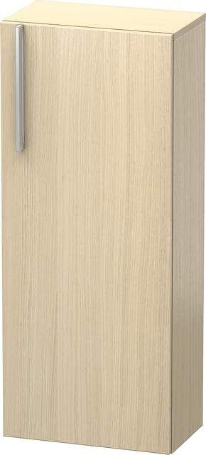 Duravit Vero Halbhochschrank B:40xH:96xT:24cm 1 Tür Türanschlag rechts mediterrane eiche VE1105R7171