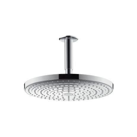 Hansgrohe Raindance Select 27337000 Kopfbrause S 300 2jet 300 mm Deckenmontage chrom