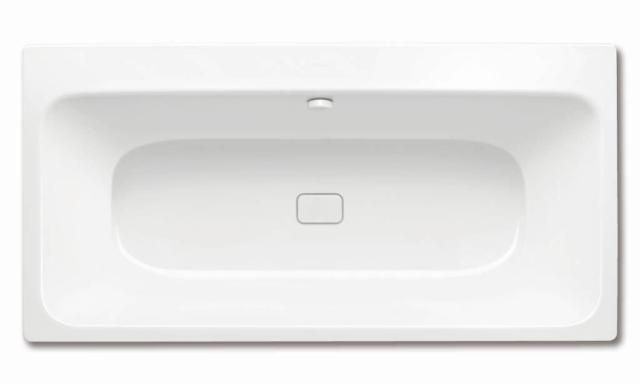 Kaldewei Avantgarde Asymmetric Duo 740 Badewanne Rechteck 170x80cm alpinweiß Vollantislip 274034010001