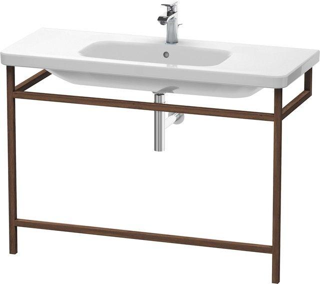 Duravit DuraStyle Möbel-Accessoire Handtuchhalter B:114xH:80,5xT:44 cm amerikanischer nussbaum massiv DS989407777