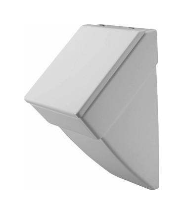 Duravit Vero Urinal für Deckel Zulauf von hinten B:29,5xH:55,5xT:32cm weiß 2801320000