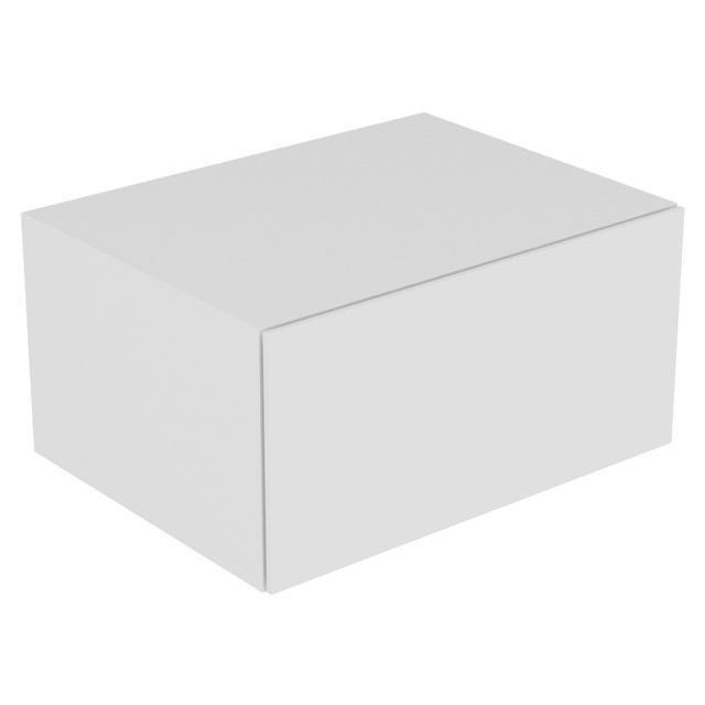 Keuco Edition 11 Sideboard mit 1 Auszug cashmere satiniert/seidenmatt cashmere satiniert 31322280000
