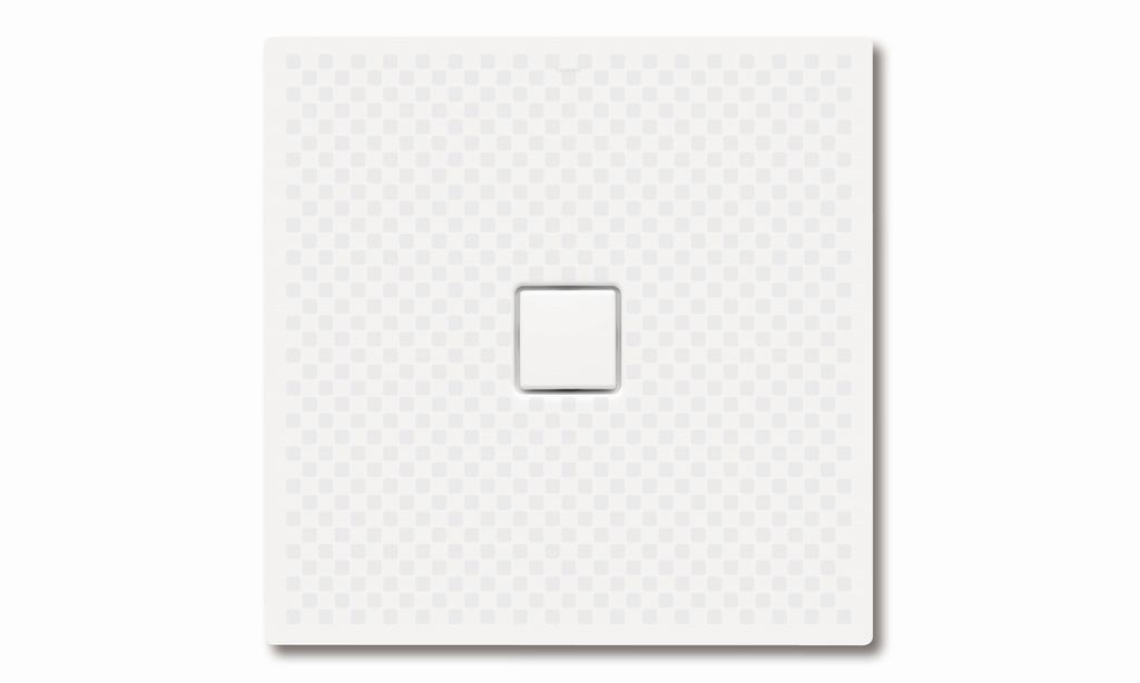 Kaldewei Duschwanne CONOFLAT 780-1 90x80cm Antislip pergamon 465030000231