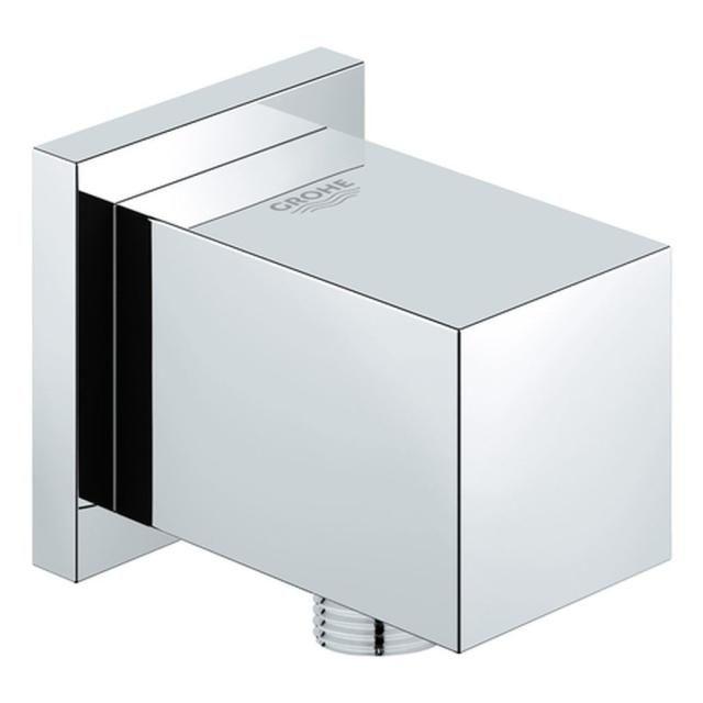 Grohe Euphoria Cube Wandanschlussbogen Außengewinde chrom 27704000