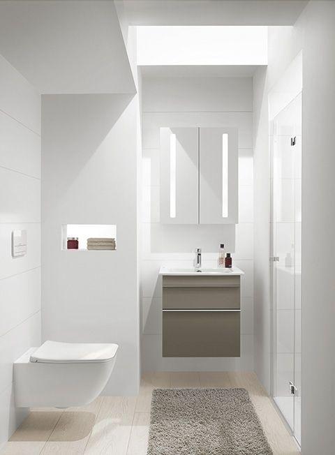 Villeroy & Boch Venticello Waschtischunterschrank 2 Auszüge B:603xT:502xH:590mm weiß matt Griffe weiß A92402MS