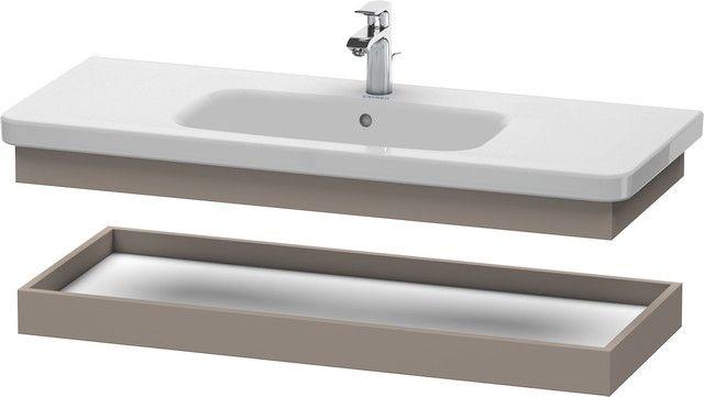 Duravit DuraStyle Ablageboard B:113xH:8,4xT:44,8cm basalt matt DS618304343