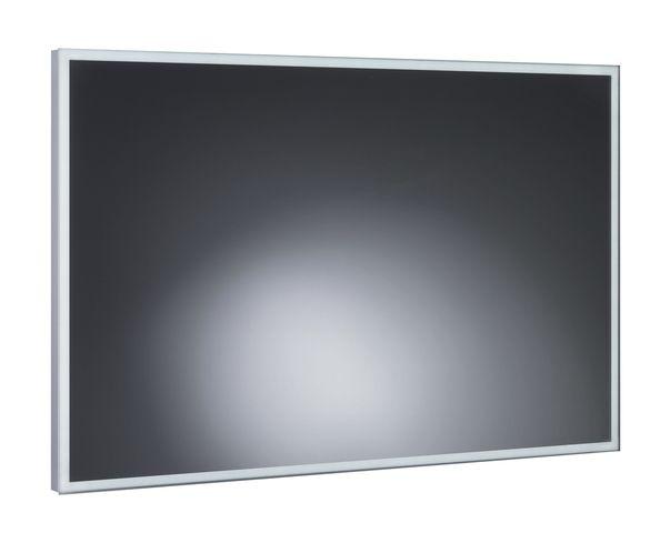 Emco asis prestige Lichtspiegel B:80xH:60cm LED-Beleuchtung mit Farbwechsel chrom 919606080