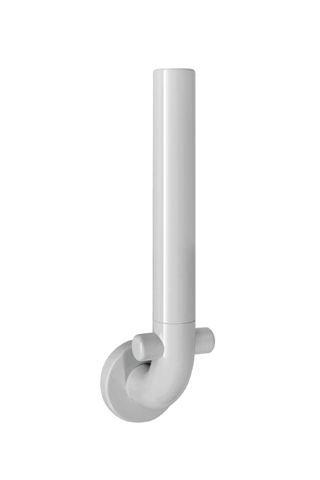 HEWI Reservepapierhalter Serie 801 für 2 WC-Rollen Reinweiß 801.21.202 99