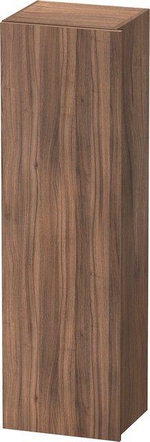 Duravit DuraStyle Hochschrank B:40xH:140xT:36 cm mit 1 Tür Türanschlag links nussbaum natur DS1219L7979