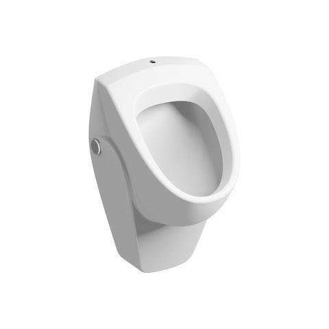 Geberit Keramag Renova Urinal ohne Deckel Zulauf von oben weiß mit Keratect 235200600