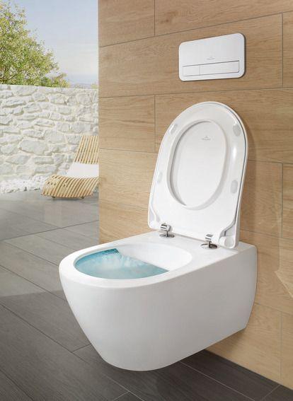 Villeroy & Boch Subway 2.0 WC-Sitz Slimseat mit Absenkautomatik und Quick Release weiß 9M78S101