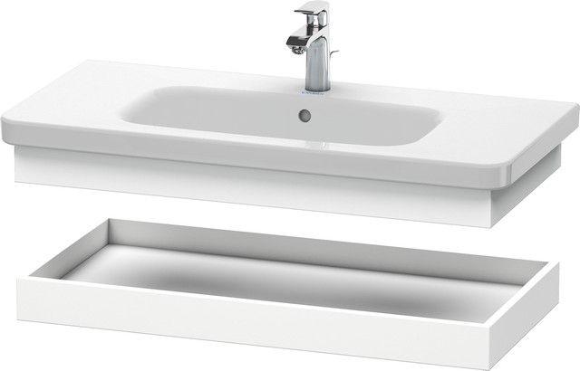 Duravit DuraStyle Ablageboard B:93xH:8,4xT:44,8cm weiß matt DS618201818