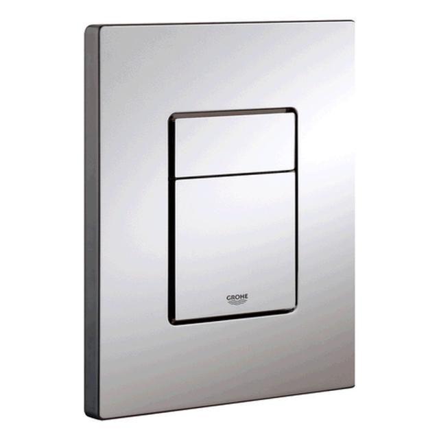 Grohe Skate Cosmopolitan WC-Betätigung mit Anti-Fingerprint Oberfläche titanium 38732BR0