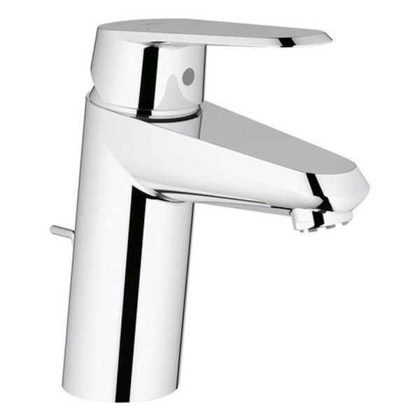 Grohe Eurodisc Cosmopolitan Einhand-Waschtischbatterie NIEDERDRUCK Zugstangen-Ablaufgarnitur chrom 33177002