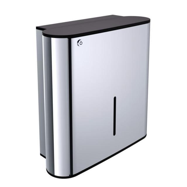 Emco System 2 Papiertuchspender 354900100, chrom