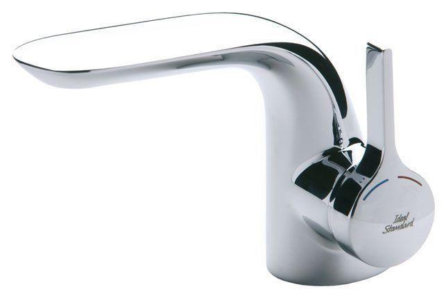 Ideal Standard Melange Einhebel-Waschtischarmatur mit Ablaufgarnitur chrom A4260AA