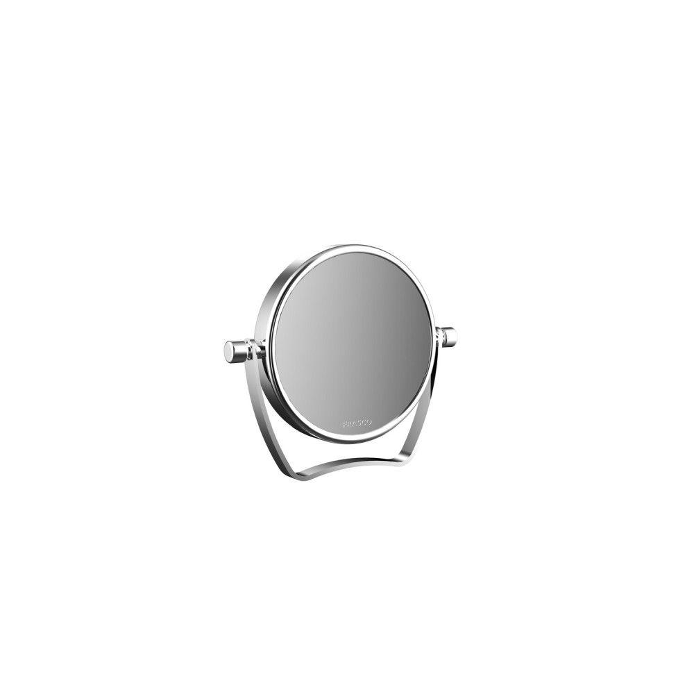 Emco Pure Kosmetikspiegel D:8,3cm 5-/1-fache Vergrößerung chrom 109400123
