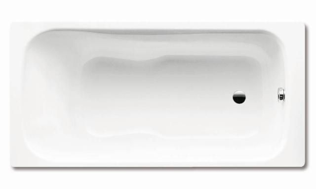 Kaldewei Ambiente DYNA SET 624 Badewanne Rechteck 150x75cm alpinweiß Perl-Effekt 226600013001