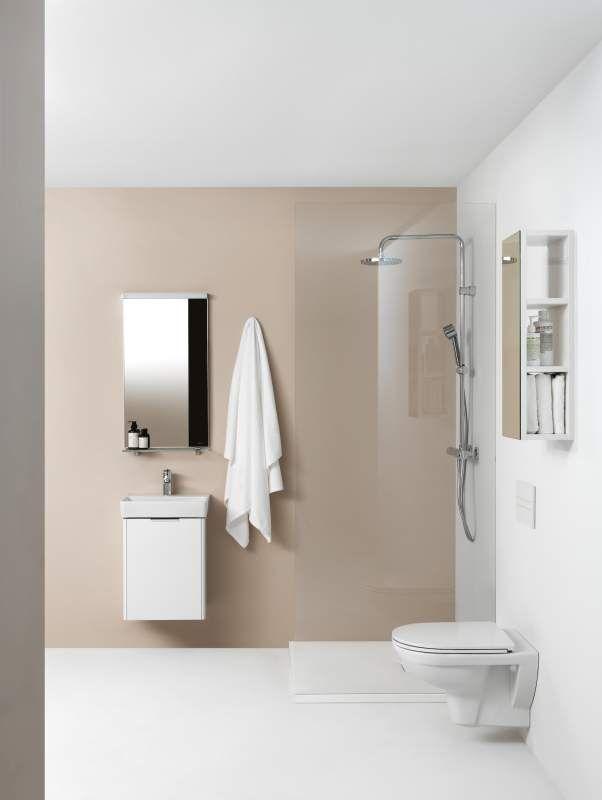 Laufen PRO WC-Slim-Sitz mit Deckel weiß H8989650000001