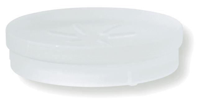 HEWI Seifenablagen-Einsatz Serie 477 d:115mm matt weiß 477.02.020 05