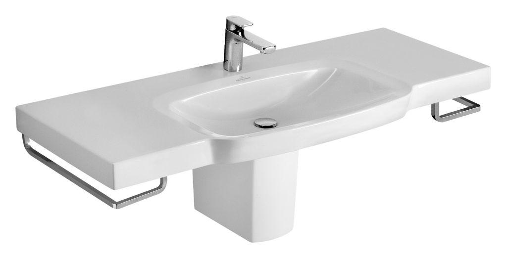Villeroy & Boch Sentique Ablaufhaube weiß mit ceramicplus 524400R1