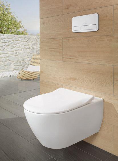 Villeroy & Boch Subway 2.0 WC-Sitz Slimseat mit Absenkautomatik und Quick Release pergamon 9M78S1R3