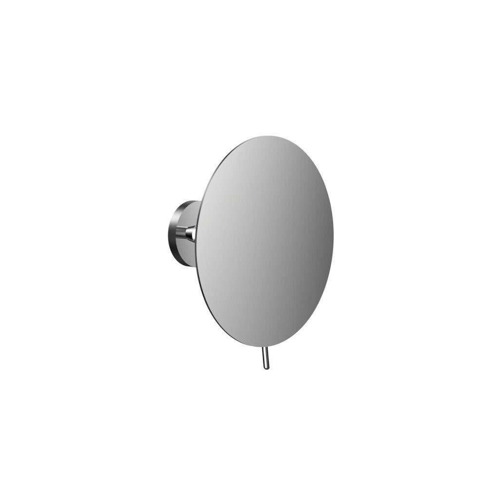 Emco Round Kosmetikspiegel D:20cm 3-fache Vergrößerung chrom 109400138