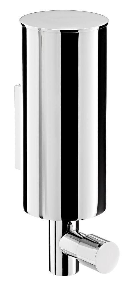 Emco System 2 Flüssigseifenspender 352100102, Wandmontage, Metallgehäuse, chrom