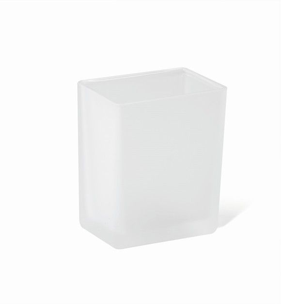 Giese Gifix Tono Glashalter Standmodell mit Kristallglas satiniert 39011-00