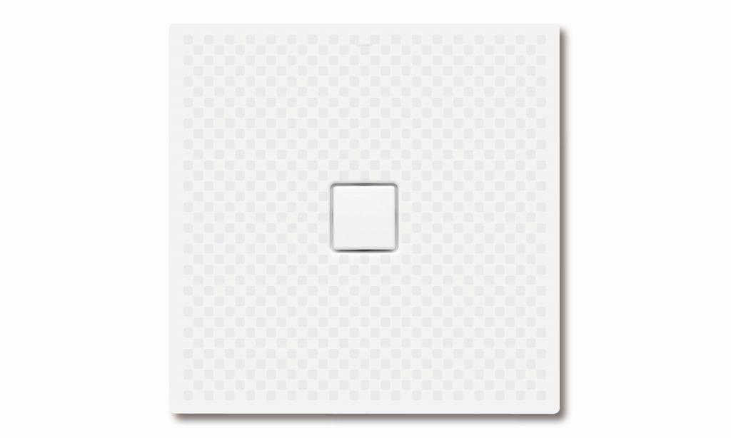 Kaldewei Duschwanne CONOFLAT 786-1 100x100cm Antislip seashell cream Perl-Effekt 465630003728