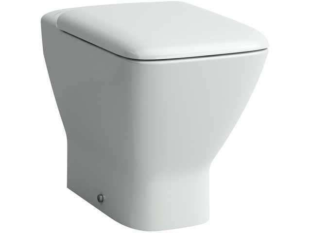 Laufen Palace Tiefspül-Stand-WC L:43xB:36cm weiß H8237010000001