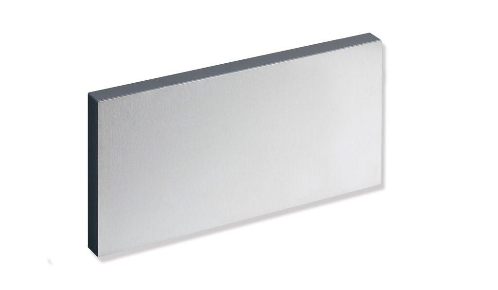 Hewi Montageplatte mit Abdeckung für Sitze 37 B:24xH:10,5xT:1,5cm reinweiß 950.51.016XA 99