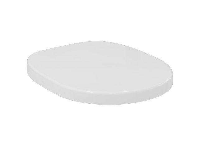 Ideal Standard Connect Freedom WC-Sitz mit Winkelpuffer Weiß E822501