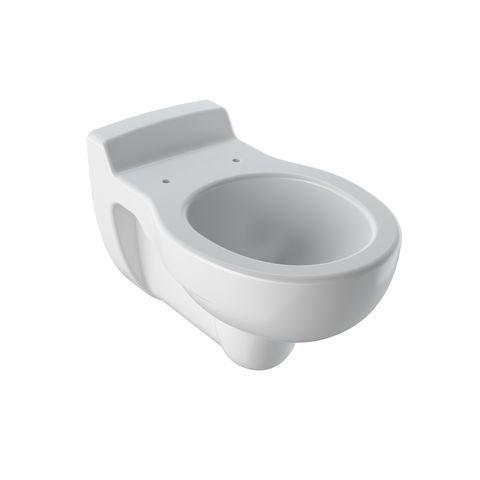 Geberit Keramag Bambini Tiefspül-Wand-WC für Kindergarten und Schule L:53,5cm Weiß mit KeraTect 201700600