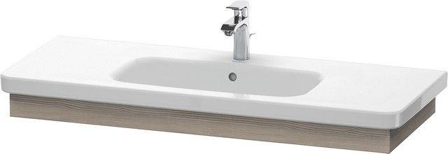 Duravit DuraStyle Waschtischblende B:113xH:8,4xT:44,8 cm pine silver DS608303131
