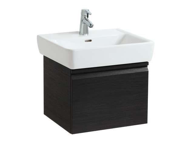 Laufen Pro A Waschtischunterschrank B:47cm T:45cm H:39cm 1 Schublade wenge H4830230954231
