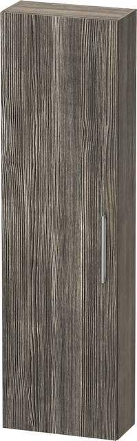 Duravit Vero Hochschrank B:50xH:176xT:24cm 1 Tür Türanschlag links pine terra VE1165L5151