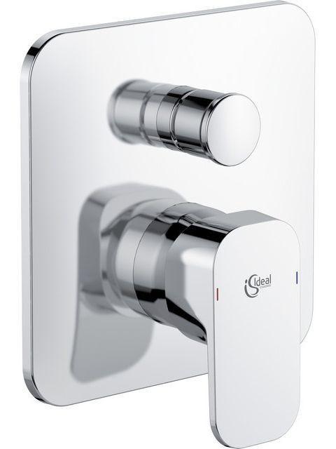 Ideal Standard TONIC II Badearmatur Unterputz Bausatz 2 eigensicher gemäß DIN EN 1717 chrom A6341AA
