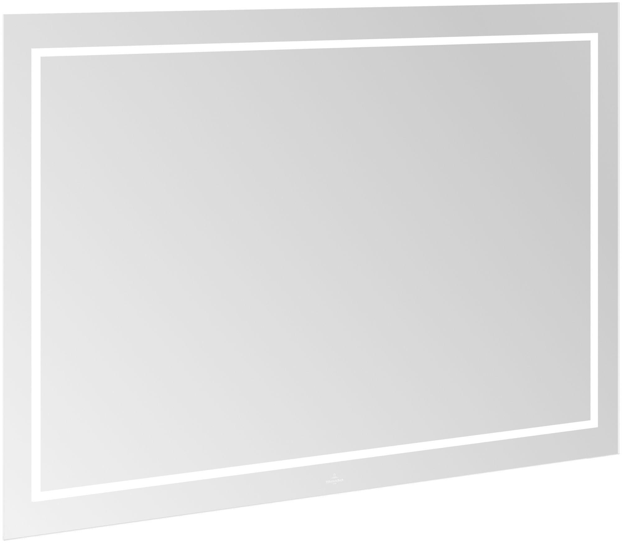 Villeroy & Boch Finion F600 Spiegel LED-Beleuchtung B:120xH:75xT:4,5cm F6001200