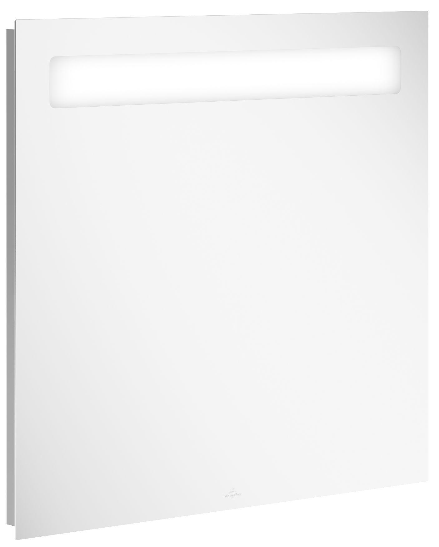 Villeroy & Boch More to See 14 Spiegel mit Beleuchtung  B:80xH:75xT:4,7cm A4328000